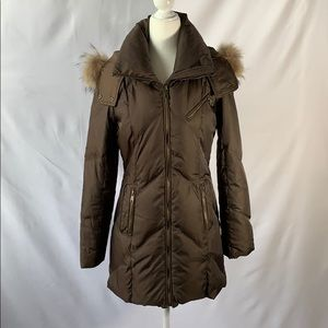 Andrew Marc Junior Puffer Winter Coat